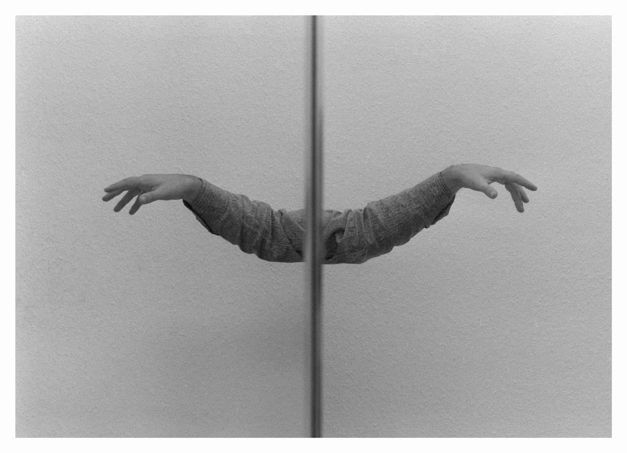 Geza Perneczky, Mirror, Modulate Person, MOCAK Krakow in collection