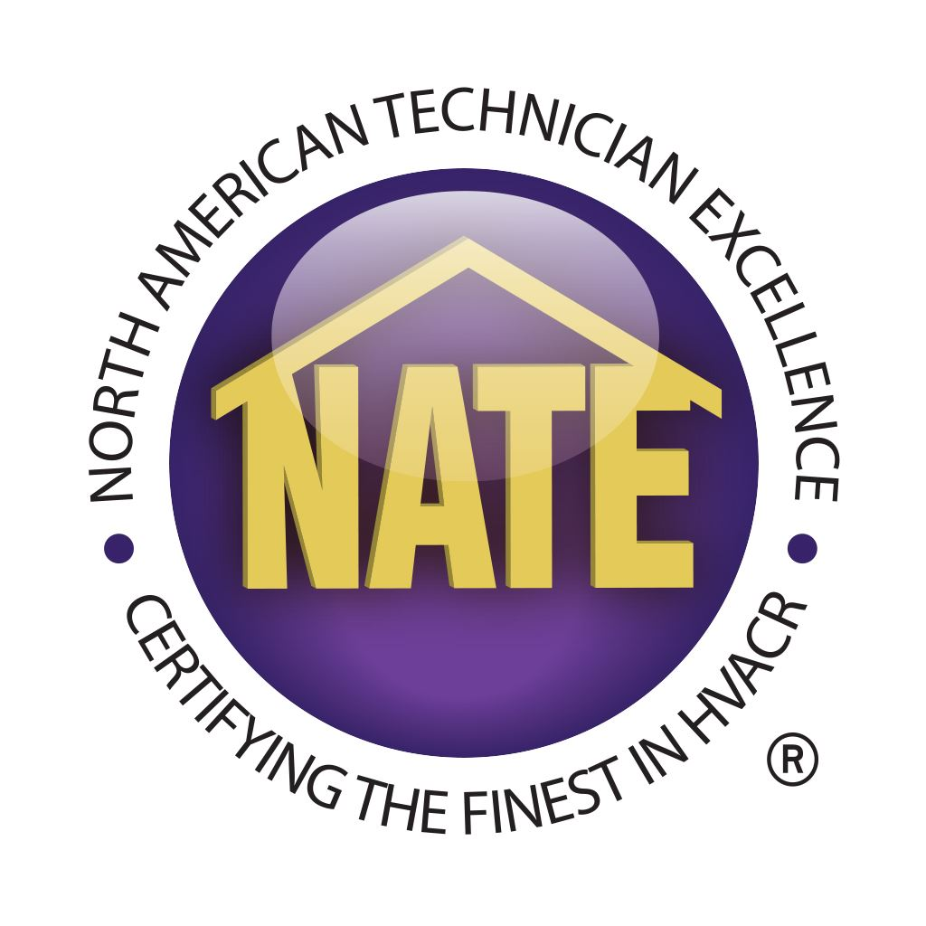prescott valley heating and cooling is NATE certified