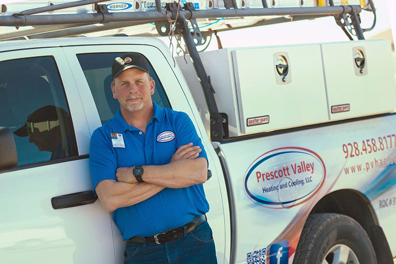 prescott valley heating and cooling HVAC service professionals