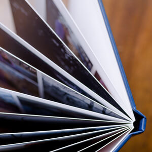 Layflat Binding Photo Books