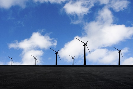 El Hierro Wind Turbines