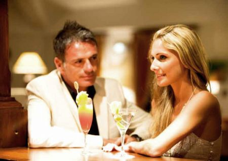 Hotel Jardin Tecina couple