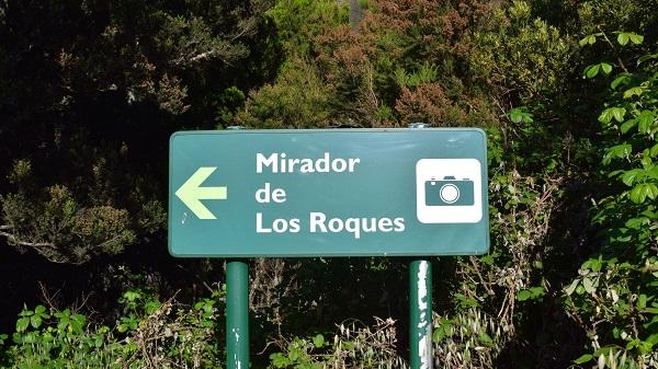 Mirador Sign