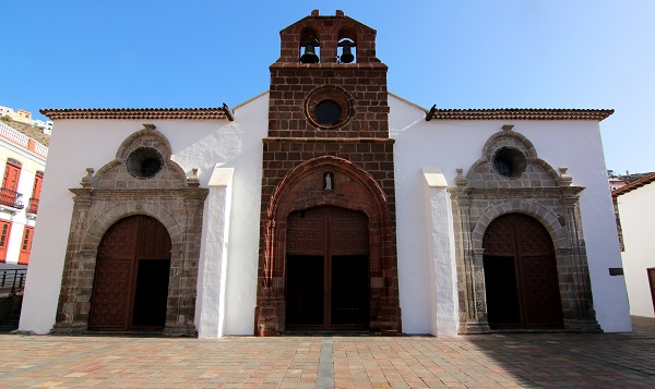Church of The Assumption La Gomera