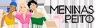 Meninas de Peito Logo