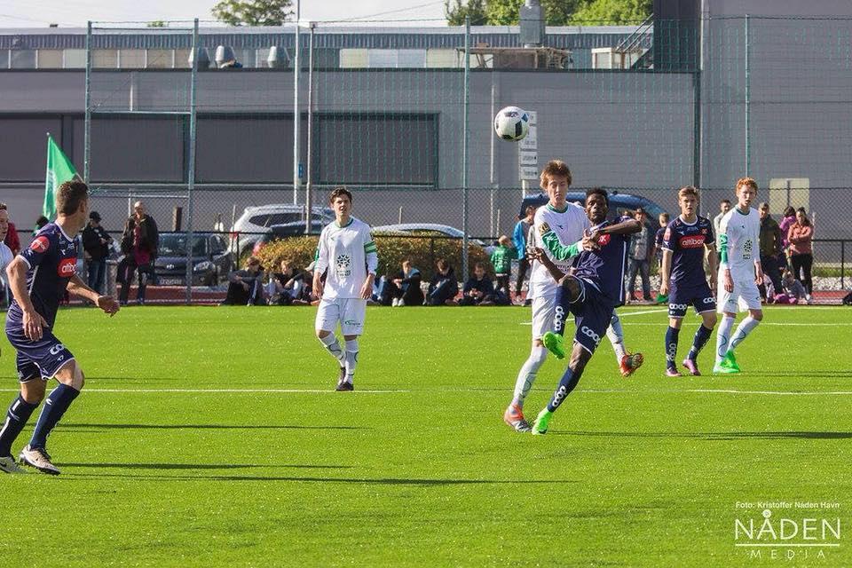 Fotballkamp MIL Viking