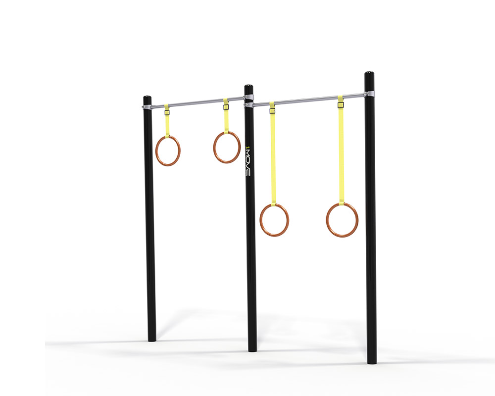Double Gymnastic Rings