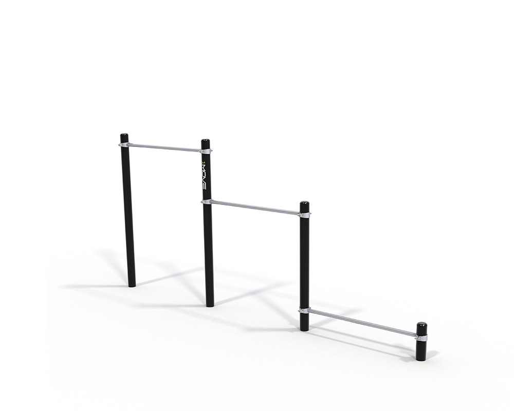 street workout Low Bars