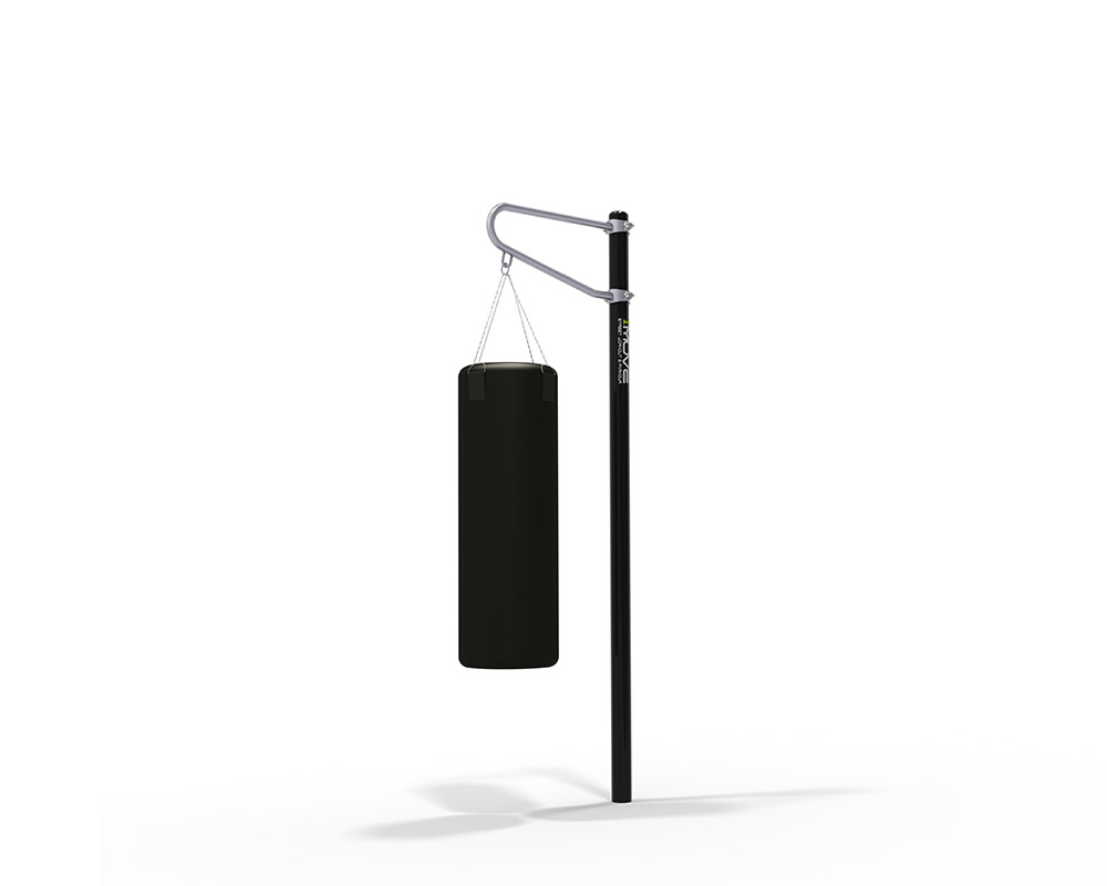 a street workout Punching Bag