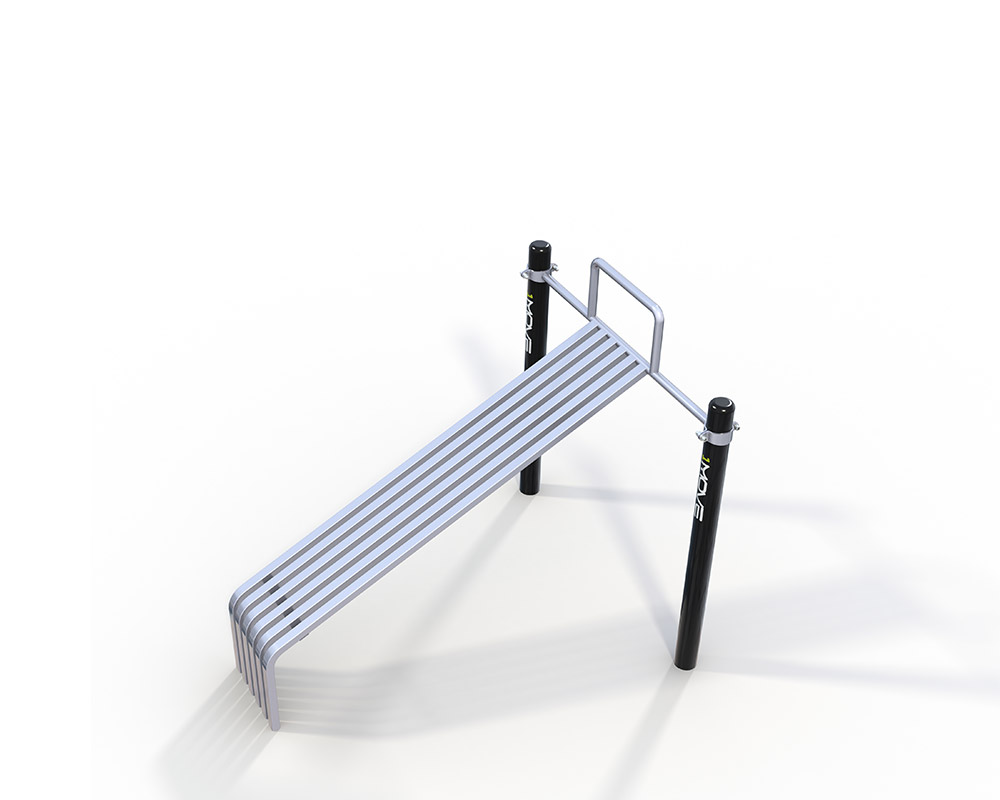 Slanted Bench