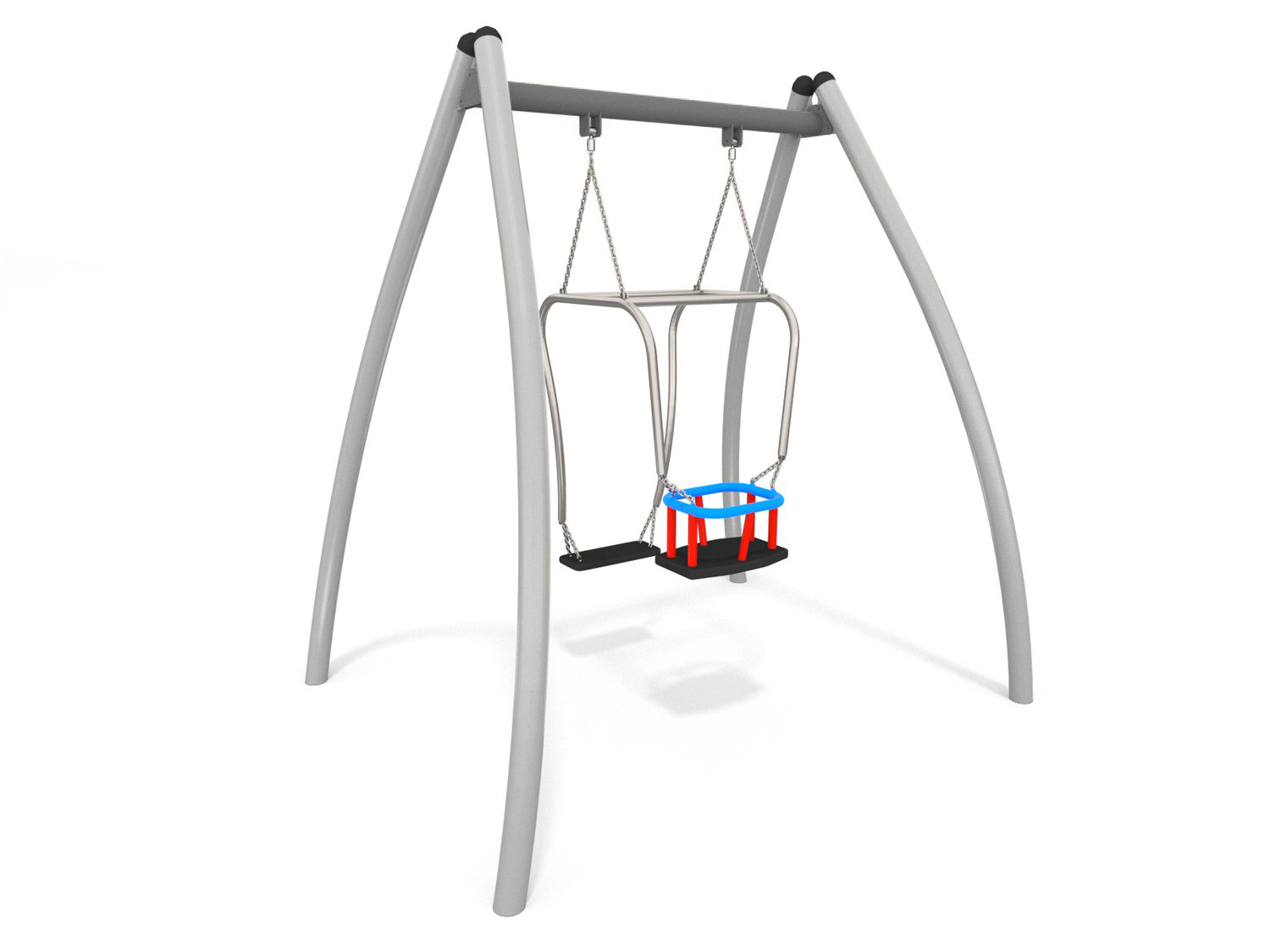 Adult & Toddler Single Swing