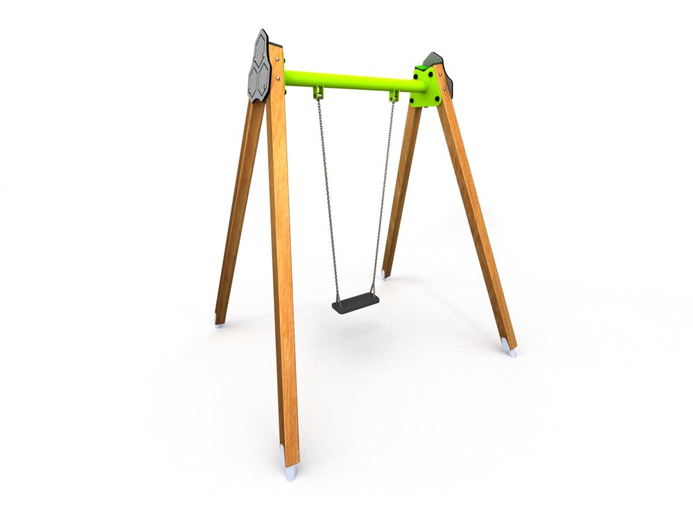 Timber Single Swing