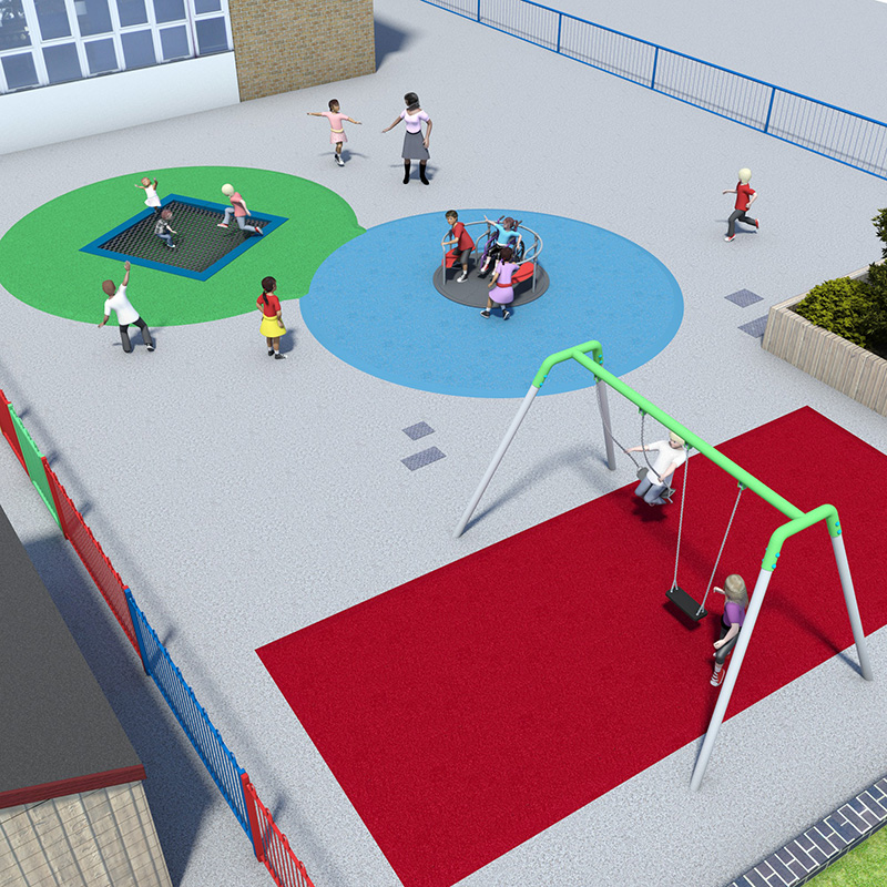 Inclusive play for schools & councils