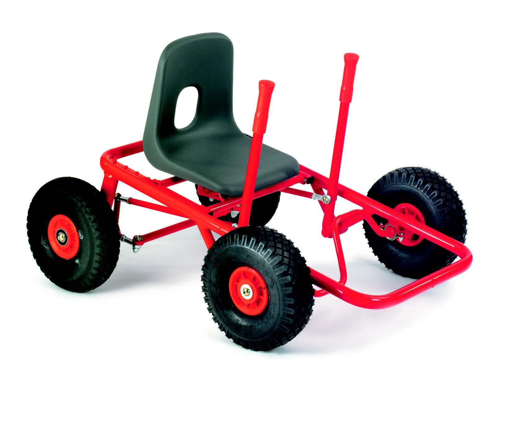 4 Wheel Go Kart