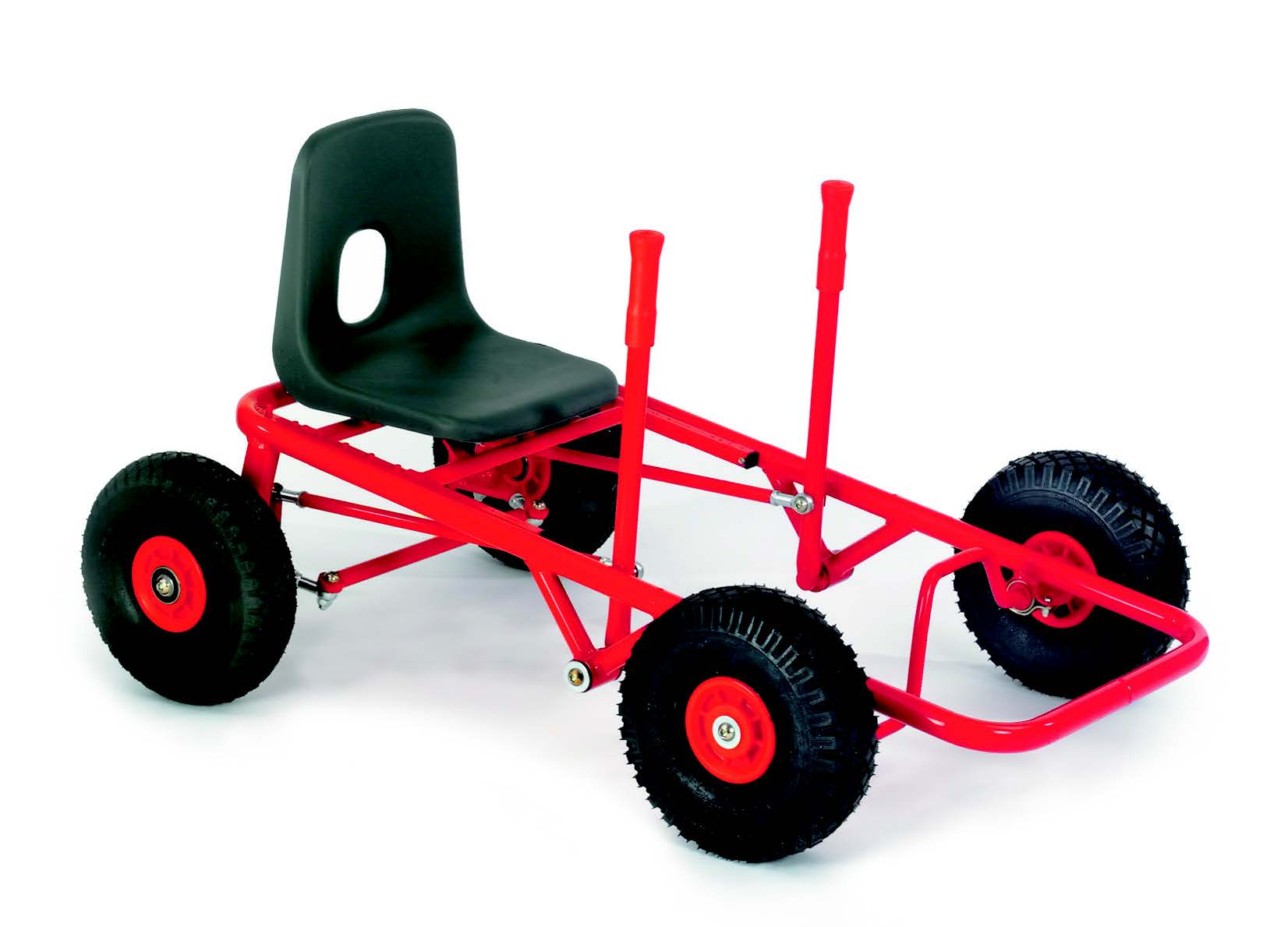 4 Wheel Go Kart with Adjustable Seat