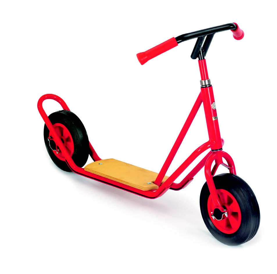 Small Model Scooter