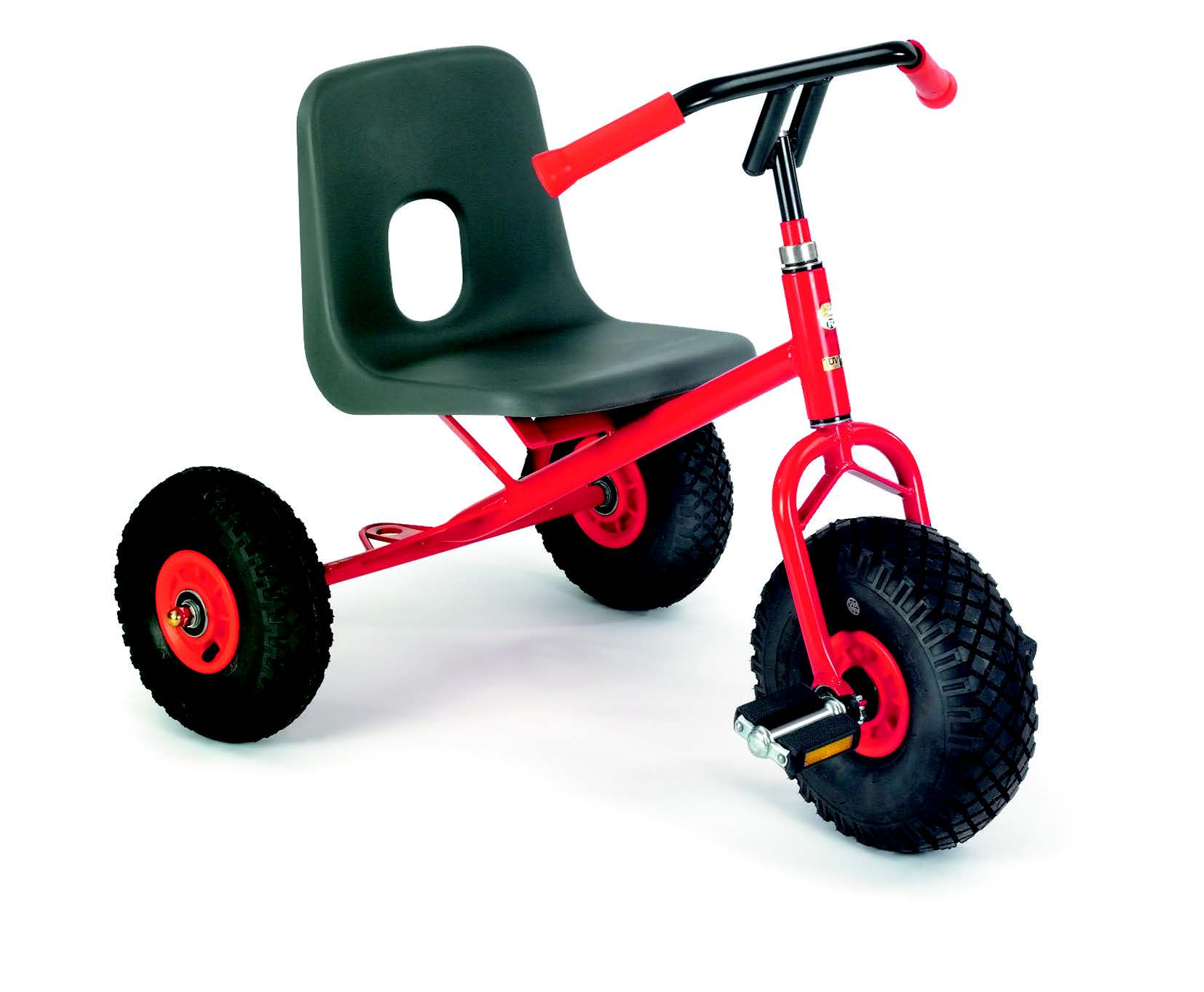 Trike with chair Seat