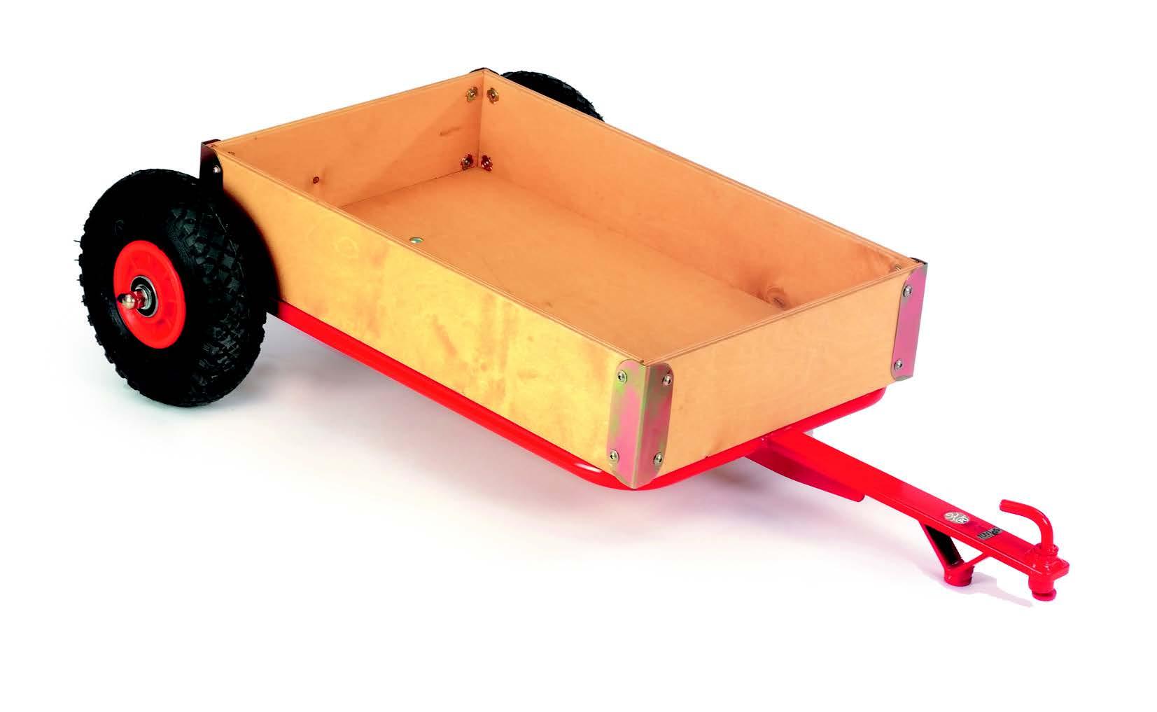 Trike Box Tailer