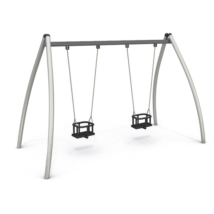 Toddler Double Swing
