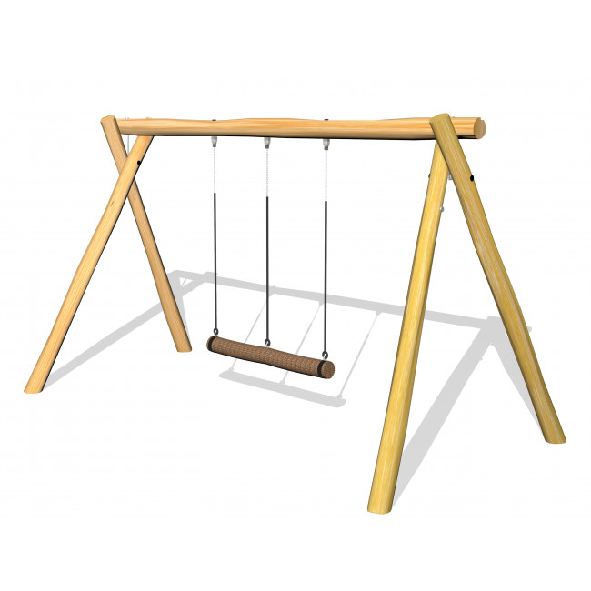 Robinia Log Swing