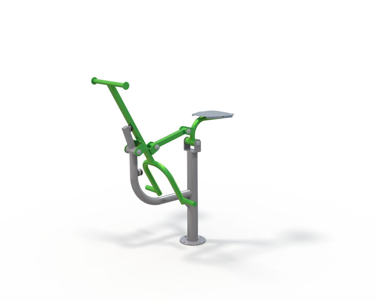 Outdoor Gym Exercise Bike
