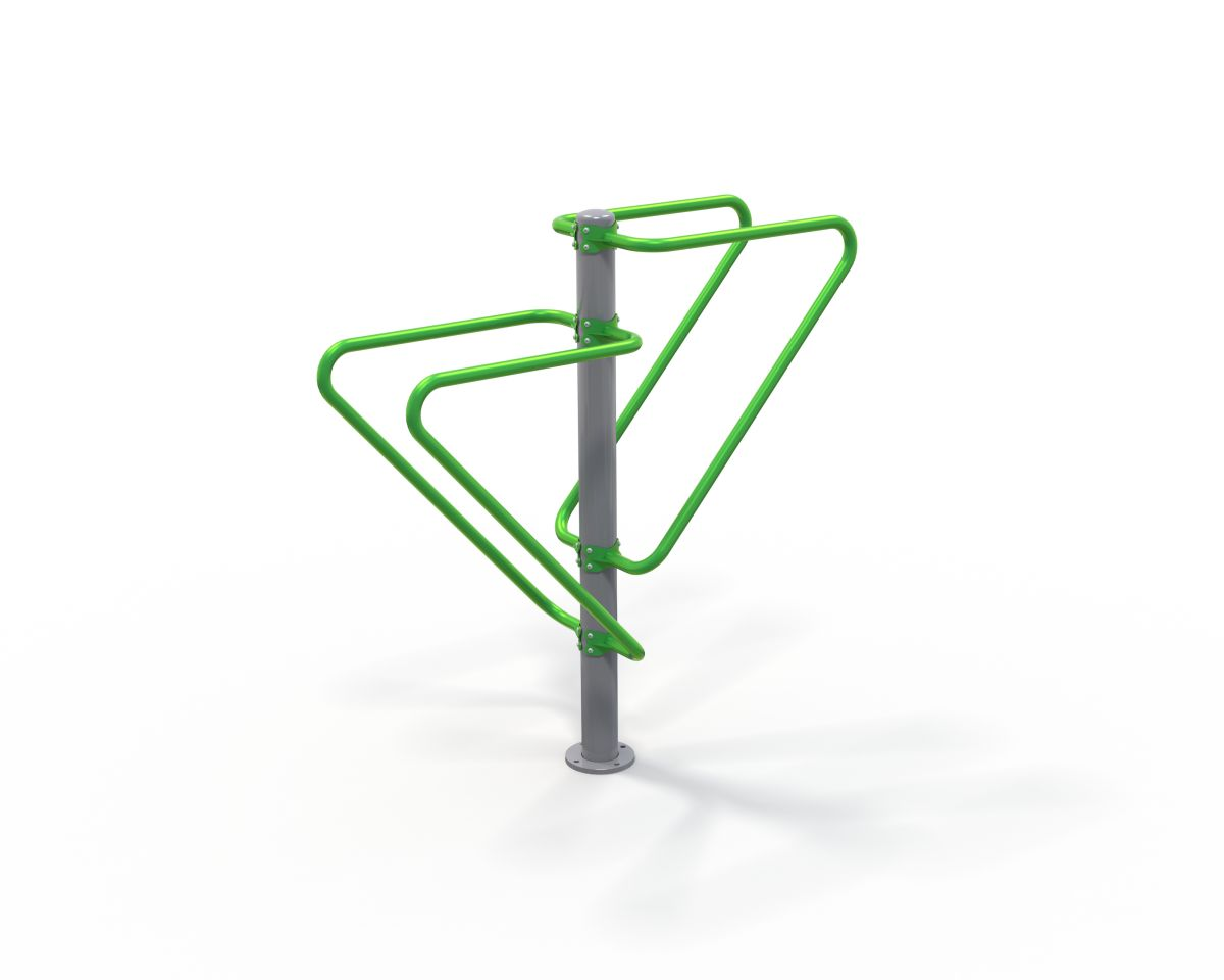 Parallel Bar Outdoor Gym Equipment