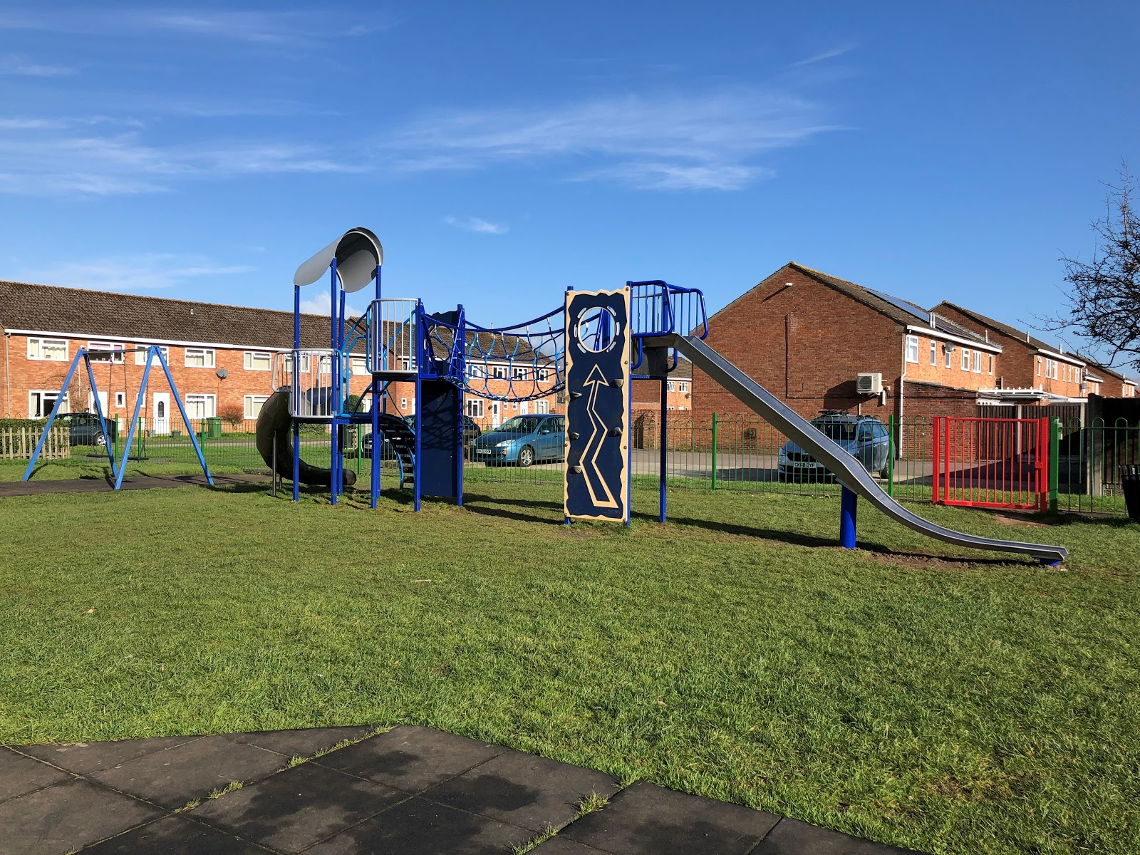 Playground Refurbishment Case Study in Gloucestershire