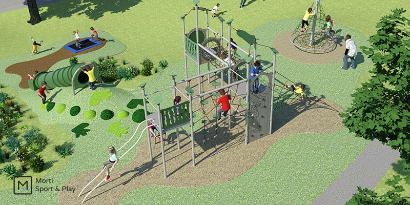 Multiplay-Play-Area-Design