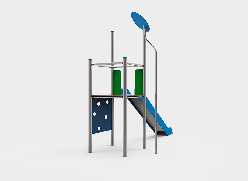 Multi Play Structure
