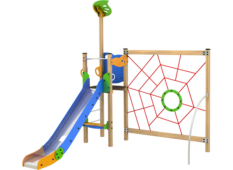 Play Area Multiplay Structure