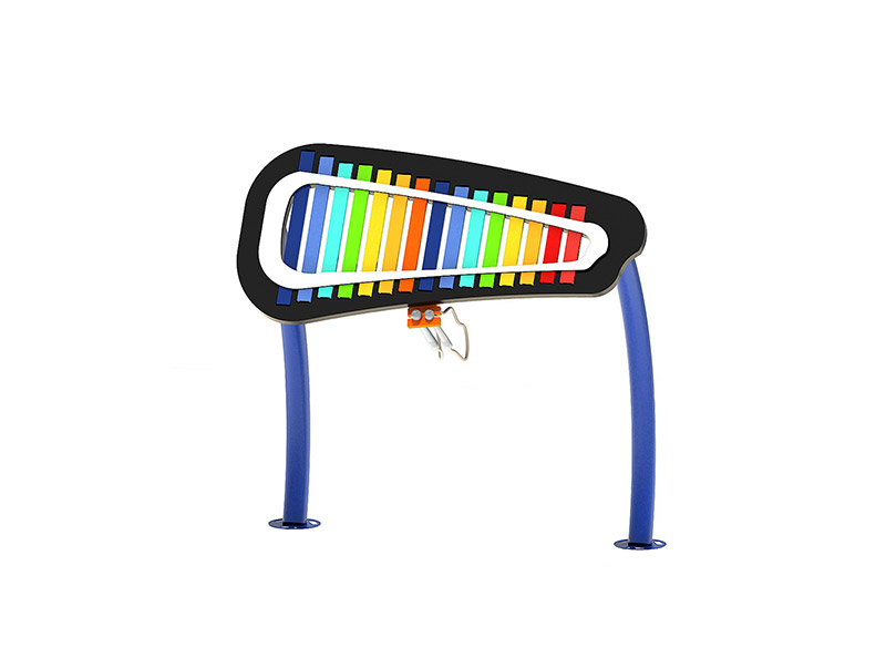 Play Area Equipment Piano musical element