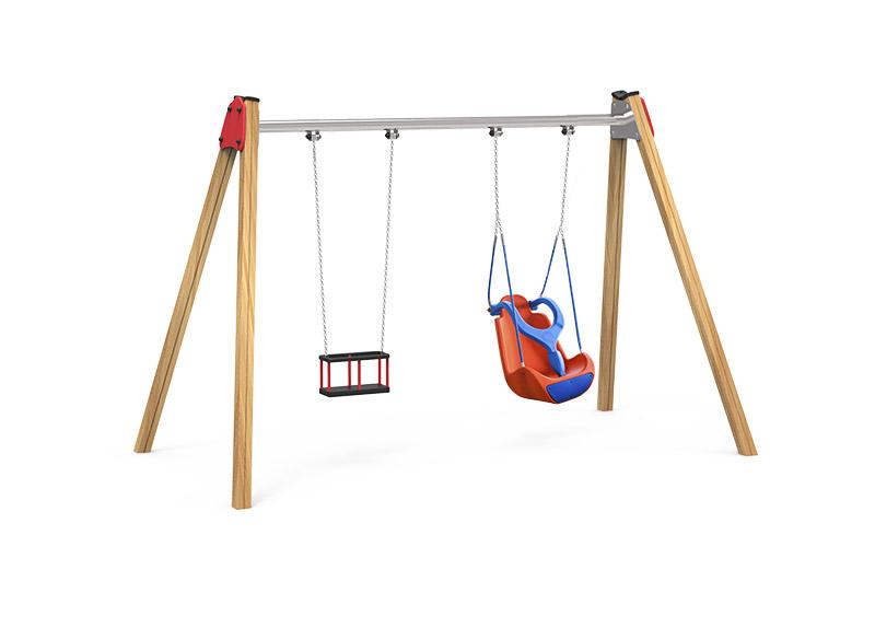 Clok access cuna swing