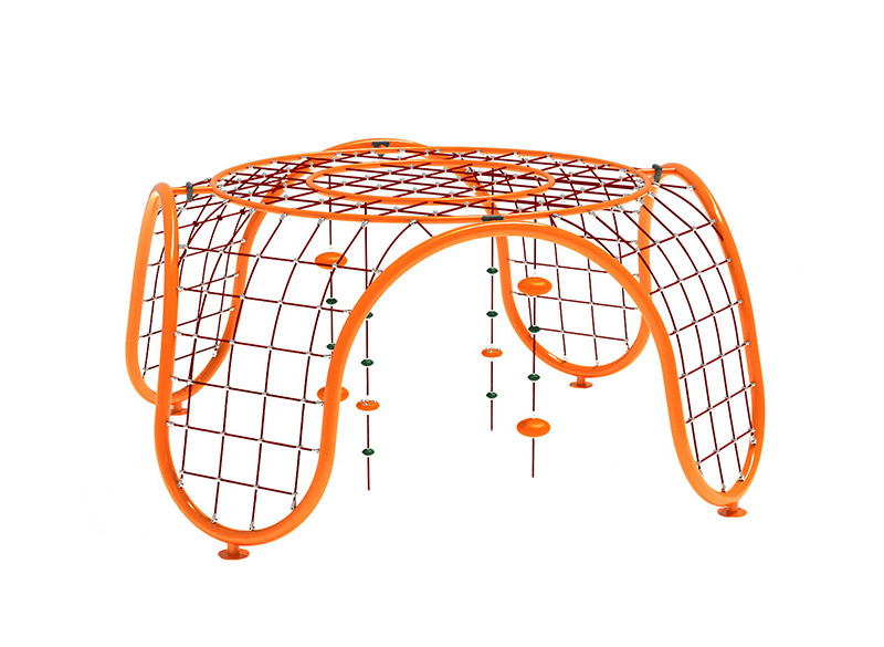 Play Area Equipment Metal Play Climbing Net