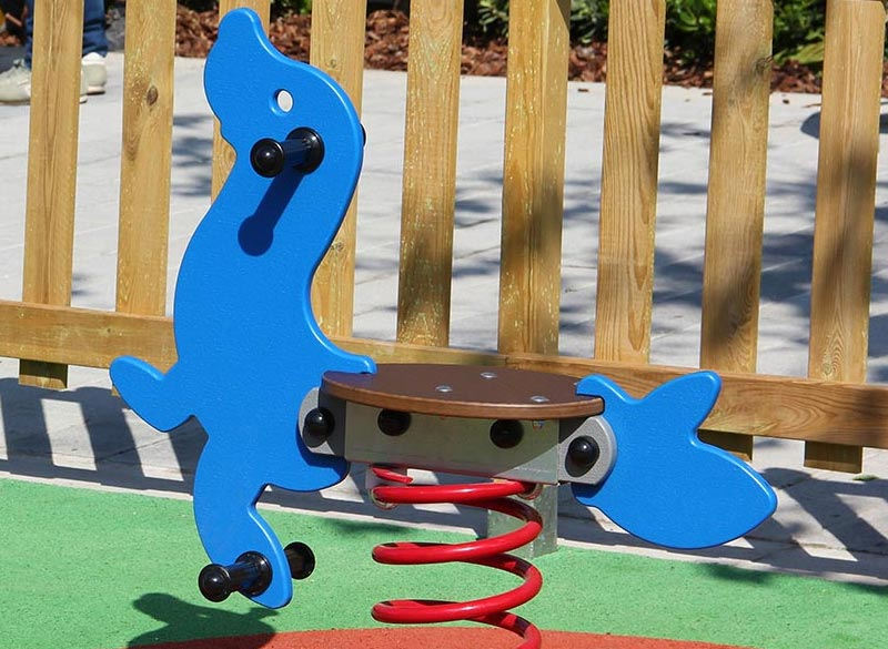 Seal themed play area springer