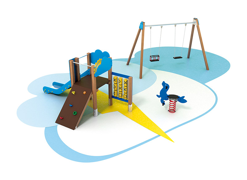 TK60A Play Area