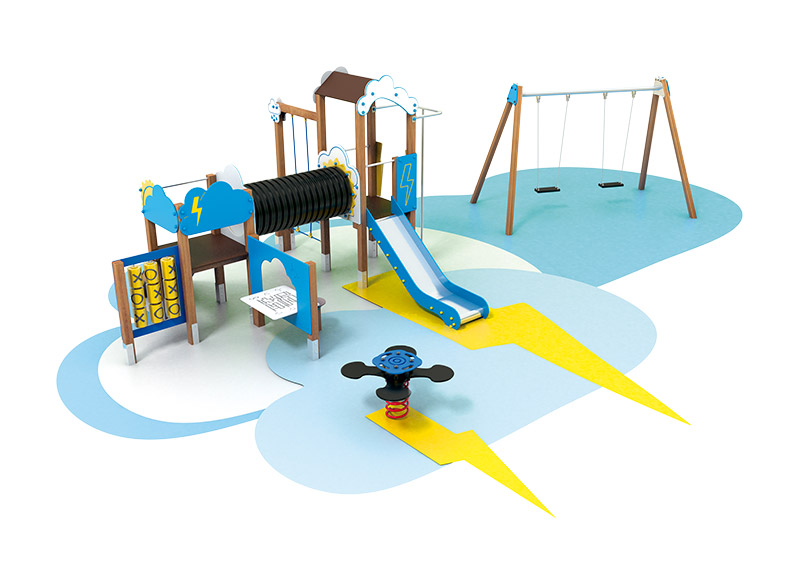 TK75 Play Area