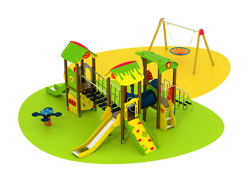 TRES Play Area