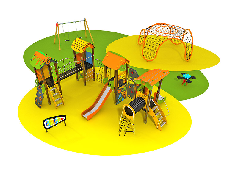 CUATRO Play Area