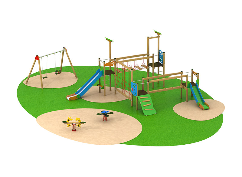 M140 Play Area