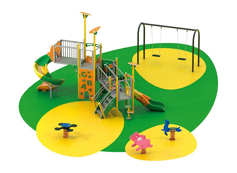 AL140 Play Area