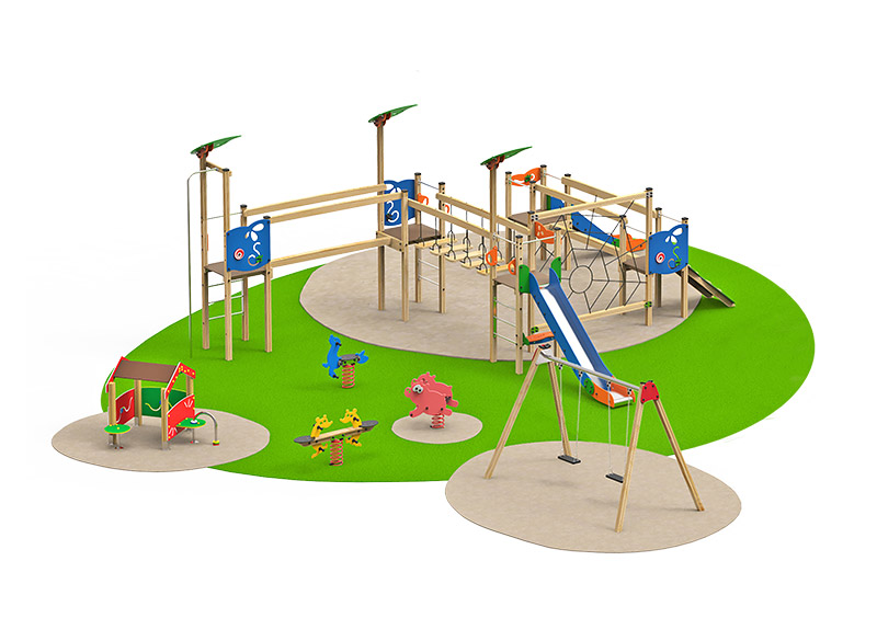 M180 Play Area