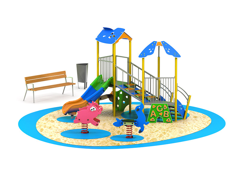 ALUMINIO2 Play Area