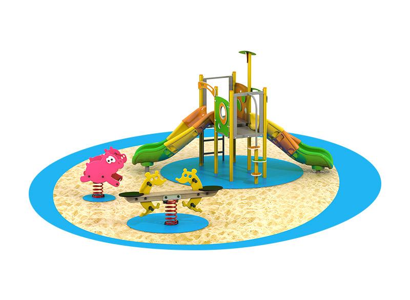 ALUMINIO4 Play Area