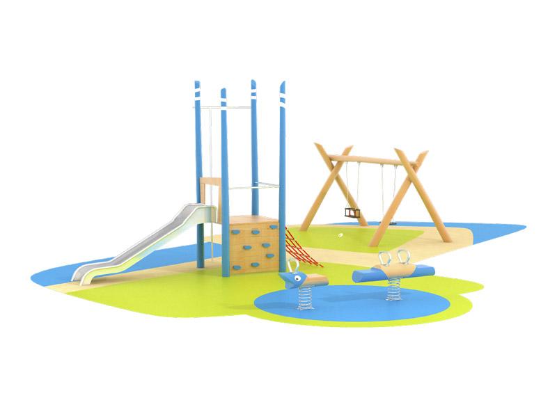 Natura R90 Play Area