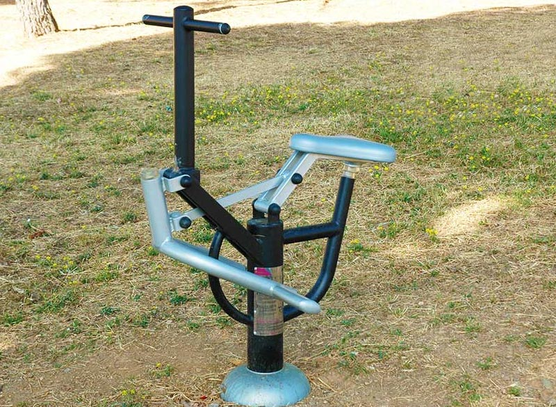 Outdoor gym and fitness equipment