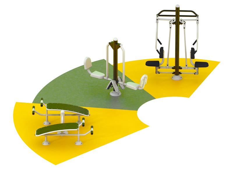 Gym Area 60