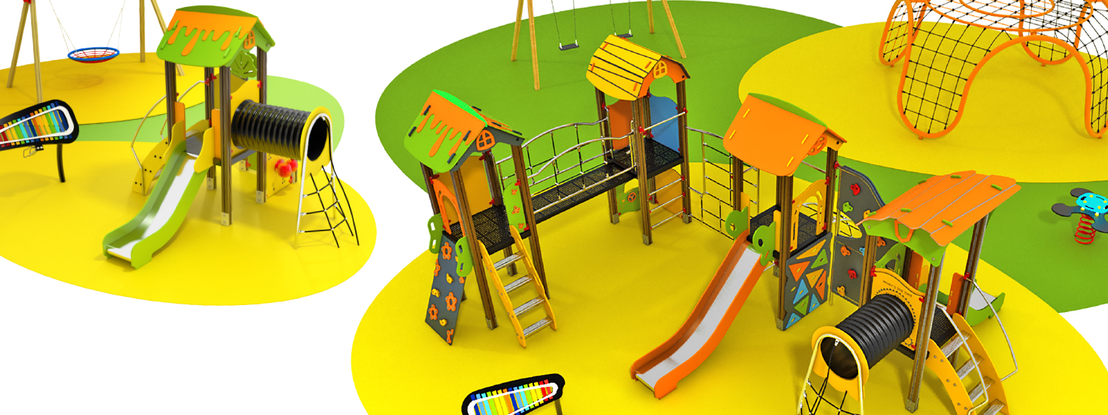 Can a playground be more than just a slide and a staircase