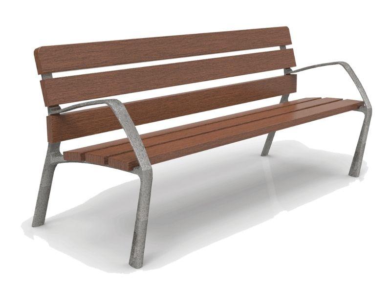 BCN21 Eco Bench