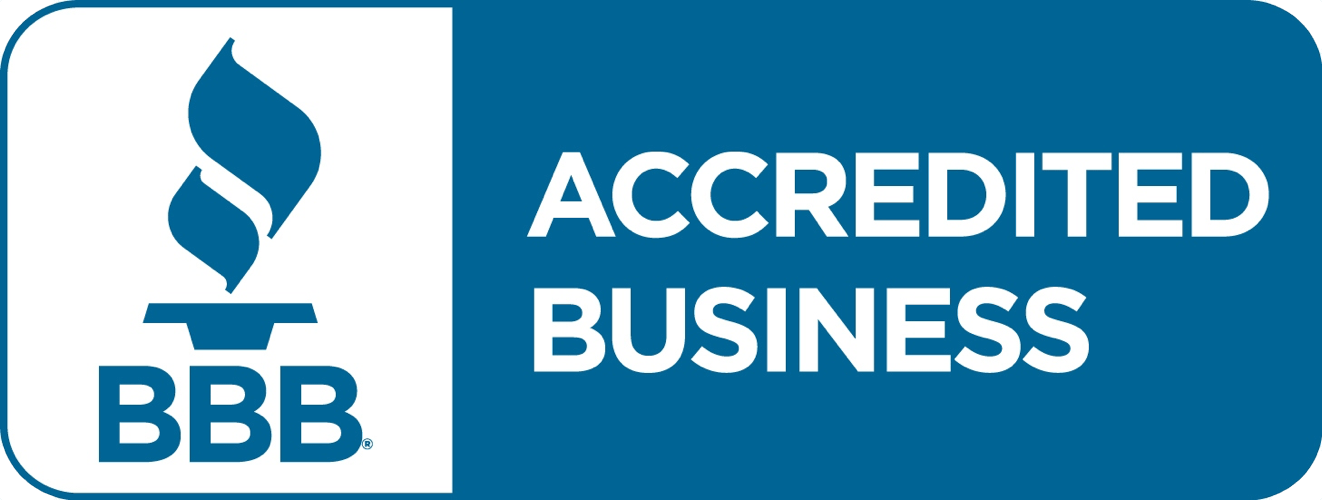 Crew Home Services are proud to be BBB accredited