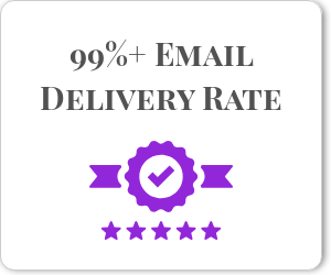 email delivery rate